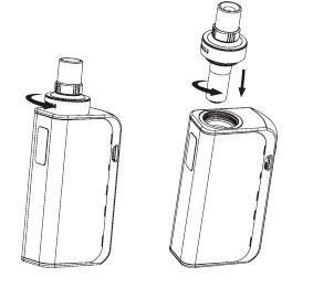 Инструкция для бокс-мода Joyetech eGo AIO ProBox.Замена испарителя