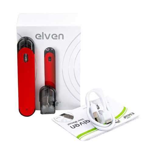 Инструкция для pod-системы Eleaf Elven