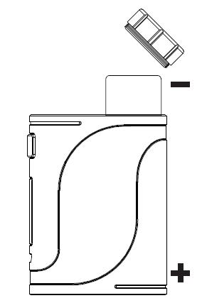 Инструкция для бокс-мода Eleaf iStick Pico 25.Включение / Выключение