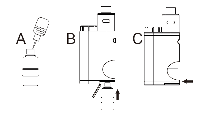 Инструкция для бокс-мода Eleaf Pico Squeeze.Сборка