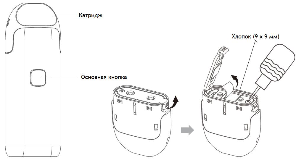Инструкция для pod-системы Joyetech Atopack Magic.Проверка подлинности