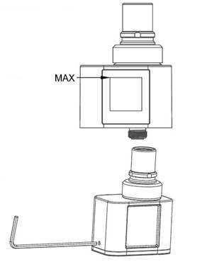 Инструкция для бокс-мода JoyeTech Cuboid Mini.Инструкция по эксплуатации