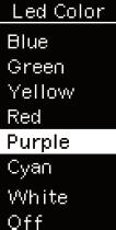 Инструкция для бокс-мода Joyetech eVic AIO.7. Изменение цвета
