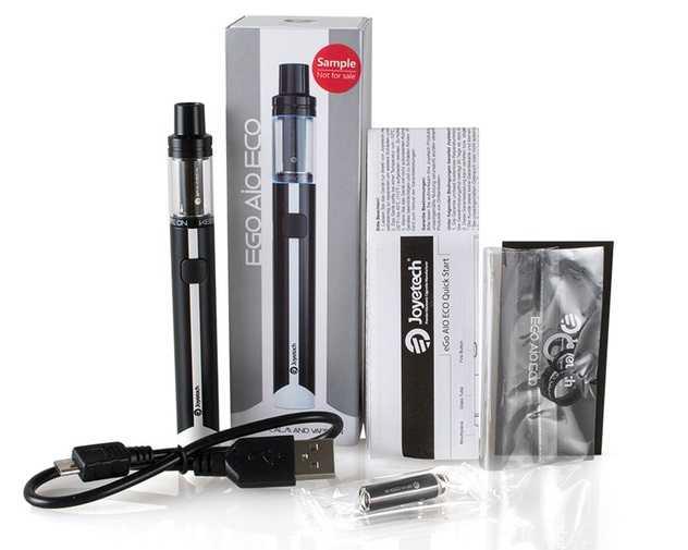 Инструкция для электронной сигареты Joyetech eGO AIO Eco
