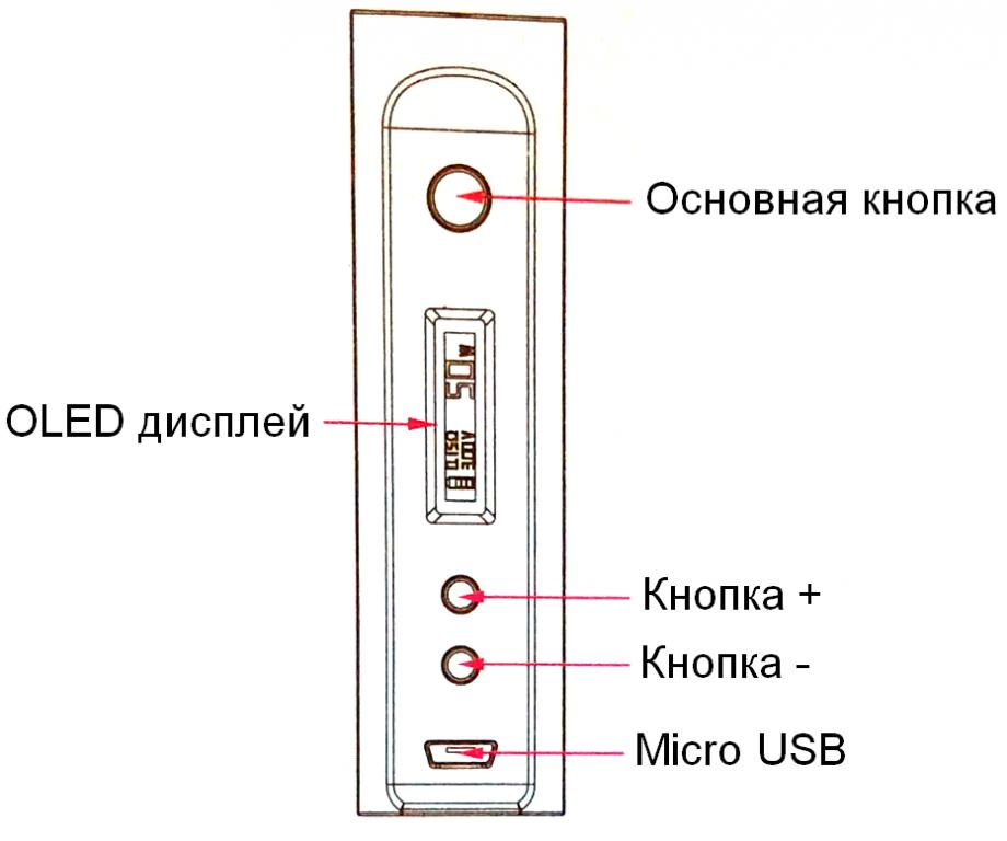 Инструкция для бокс-мода Kanger Subox Mini-C.Примечание