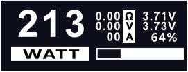 Инструкция для бокс-мода Sigelei 213 и Fuchai 213.Регулировка мощности (режим вариватт)
