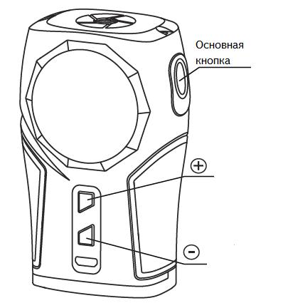 Инструкция для бокс-мода Sigelei Top1.Технические характеристики