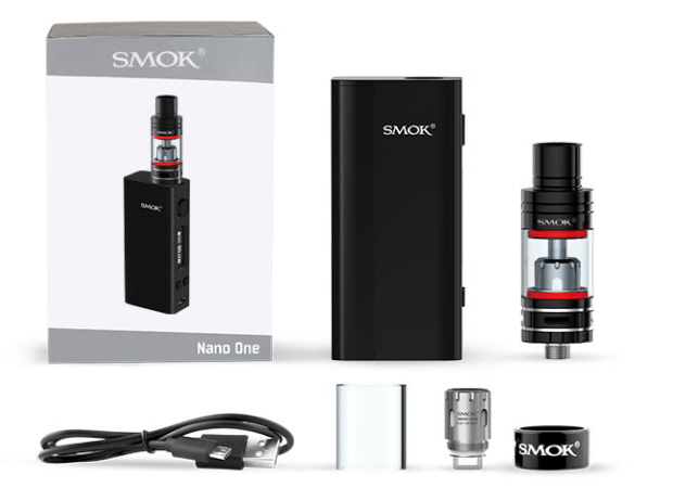 Инструкция для Smok Nano One