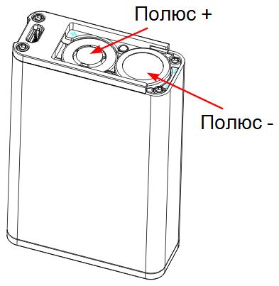 Инструкция для бокс-мода Smok R200.Установка батареи