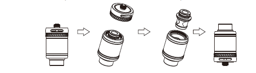 Инструкция для бокс-мода Tesla Poker 218 с баком Resin.Замена испарителя