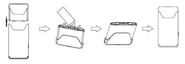 Инструкция для pod-системы Tesla Sliver.Заправка жидкостью