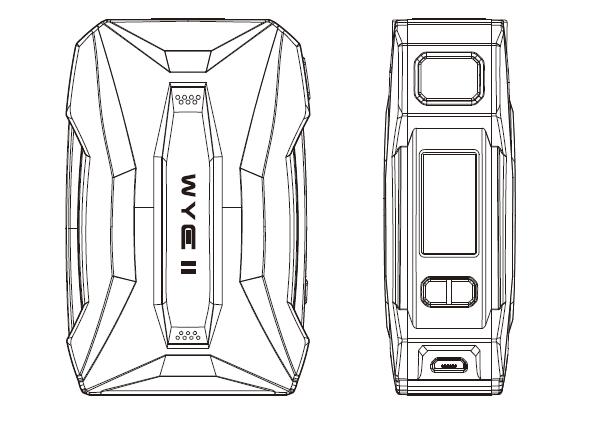 Инструкция для бокс-мода Tesla WYE II 215W
