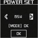 Инструкция для бокс-мода Vaporesso Revenger X.Установка режима TCR Mode (М1, М2)
