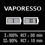 Инструкция для бокс-мода Vaporesso Revenger.Зарядка