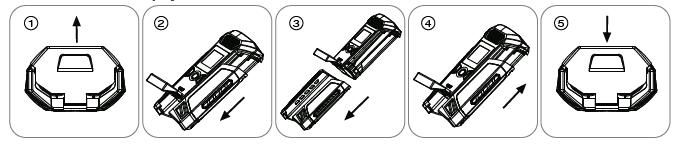 Инструкция для бокс-мода Vaporesso Switcher.Как заменить корпус