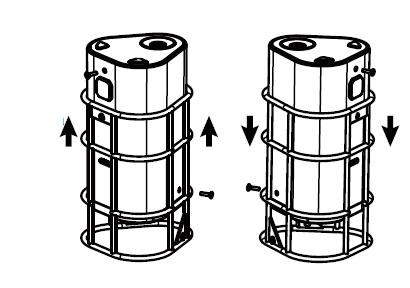 Инструкция для бокс-мода Wismec Exo Skeleton ES300.Установка / замена декоративного чехла