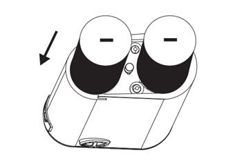 Инструкция для бокс-мода Wismec Noisy Cricket II-25.Включение/Выключение
