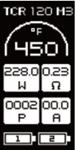 Инструкция для бокс-мода Wismec Predator 228.Режим TCR (М1, М2, М3)