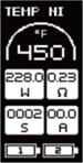 Инструкция для бокс-мода Wismec Predator 228.Блокировка сопротивления