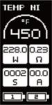 Инструкция для бокс-мода Wismec Predator 228.Переворот экрана