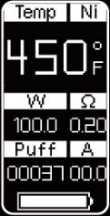 Инструкция для бокс-мода Wismec Presa TC100W.1. Включение/выключение