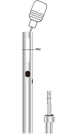 Инструкция для электронной сигареты Eleaf iCare 110.Заправка бака жидкостью: