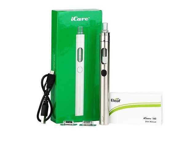 Инструкция для электронной сигареты Eleaf iCare 160