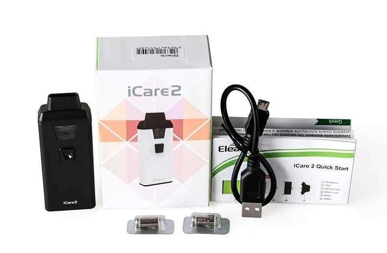 Инструкция для электронной сигареты Eleaf iCare 2