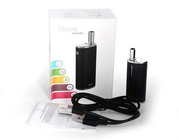 Инструкция для электронной сигареты Eleaf iNano
