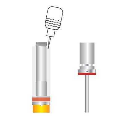 Инструкция для электронной сигареты Eleaf iNano.Сборка