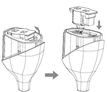 Инструкция для электронной сигареты Joyetech Atopack Dolphin.Замена испарителя