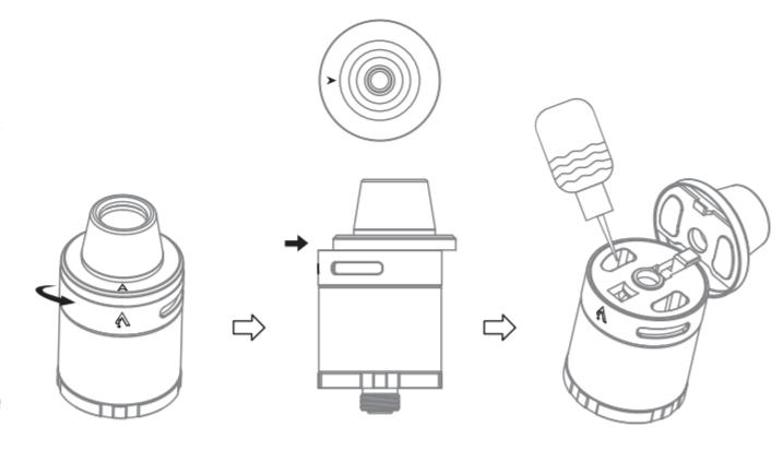Инструкция для атомайзера Joyetech Cubis 2.Использование
