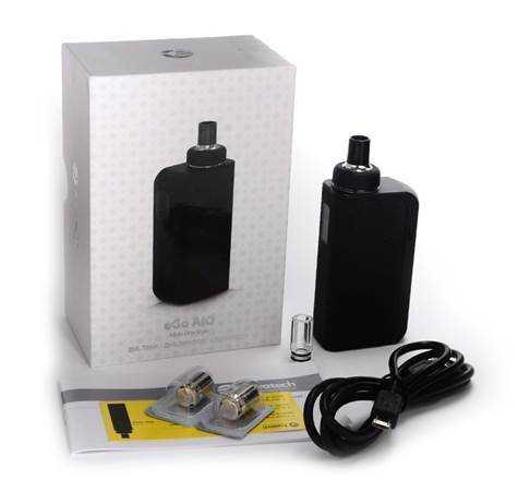 Инструкция для электронной сигареты Joyetech eGo AIO Box