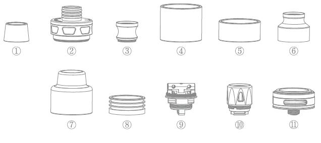 Инструкция для атомайзера Joyetech ProCore Remix