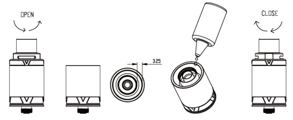 Инструкция для бокс-мода Vaporesso Tarot Mini.Заправка жидкостью для электронных сигарет