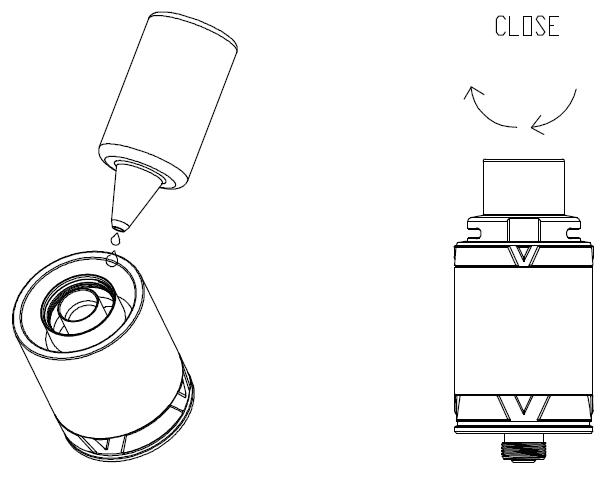 Инструкция для электронной сигареты Vaporesso VECO ONE и VECO ONE PLUS.Заполнение жидкостью для электронных сигарет