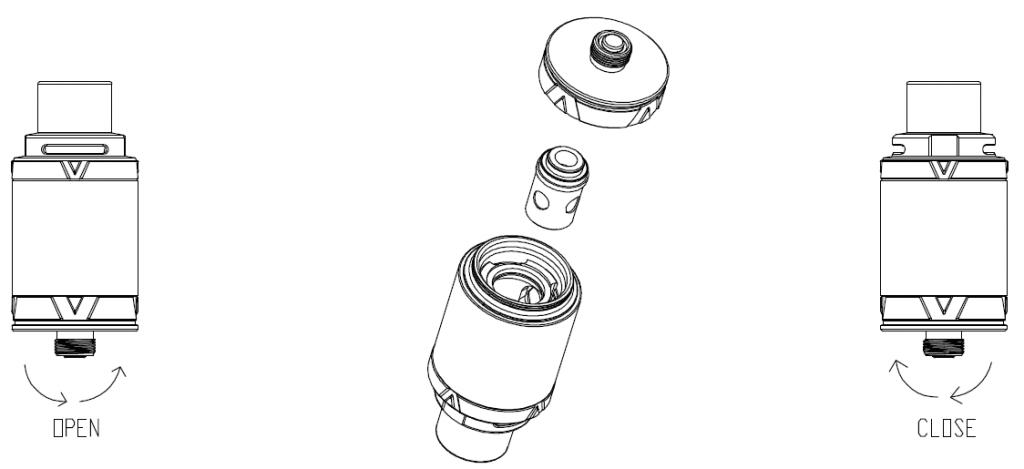 Инструкция для электронной сигареты Vaporesso VECO ONE и VECO ONE PLUS.Замена атомайзера