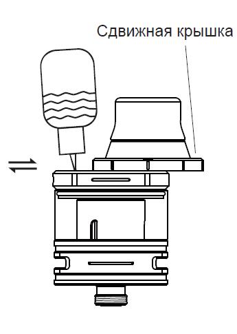 Инструкция для клиромайзера Eleaf ELLO.Подготовка к работе