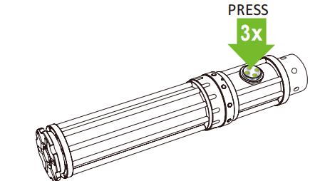 Инструкция для электронной сигареты Innokin itaste 134 mini.Кнопка включение / выключение