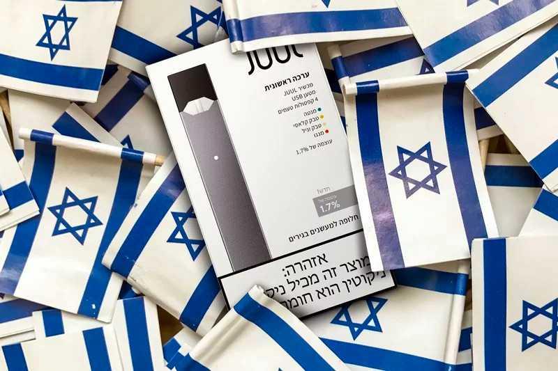 20-ый Кнессет запретил рекламу табака и продажу электронных сигарет