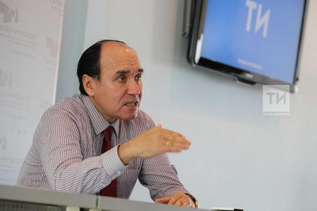 психолог Рамиль Гарифуллин