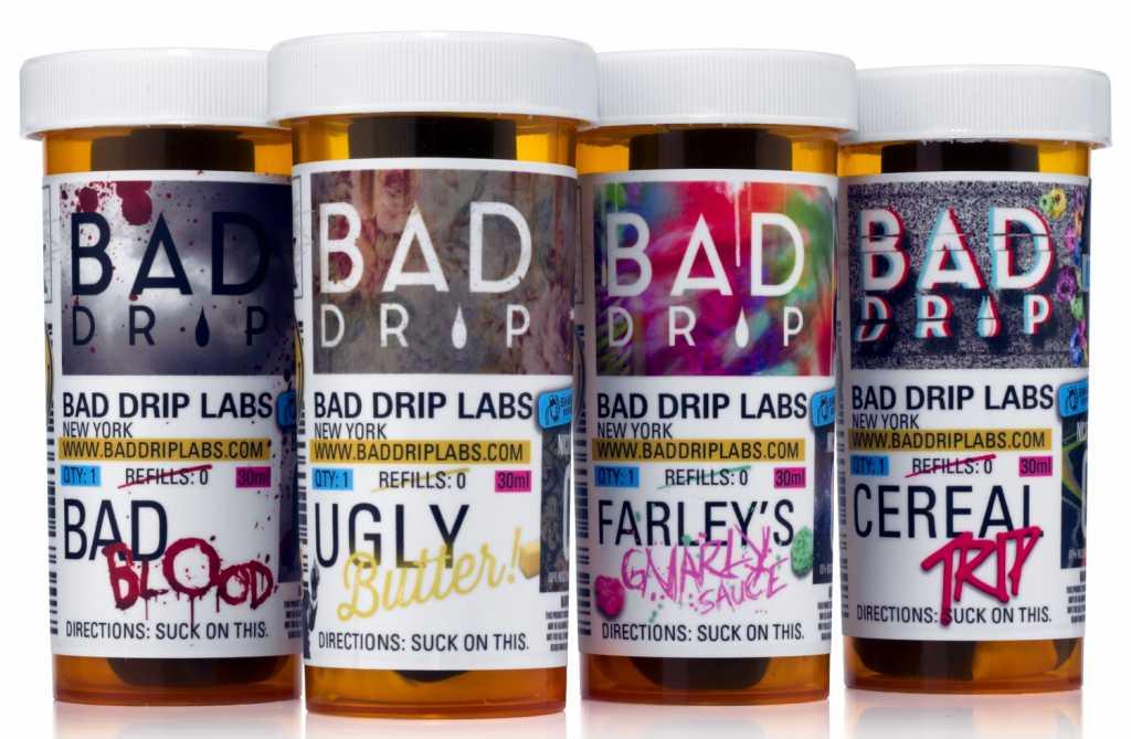 жидкости Bad Drip