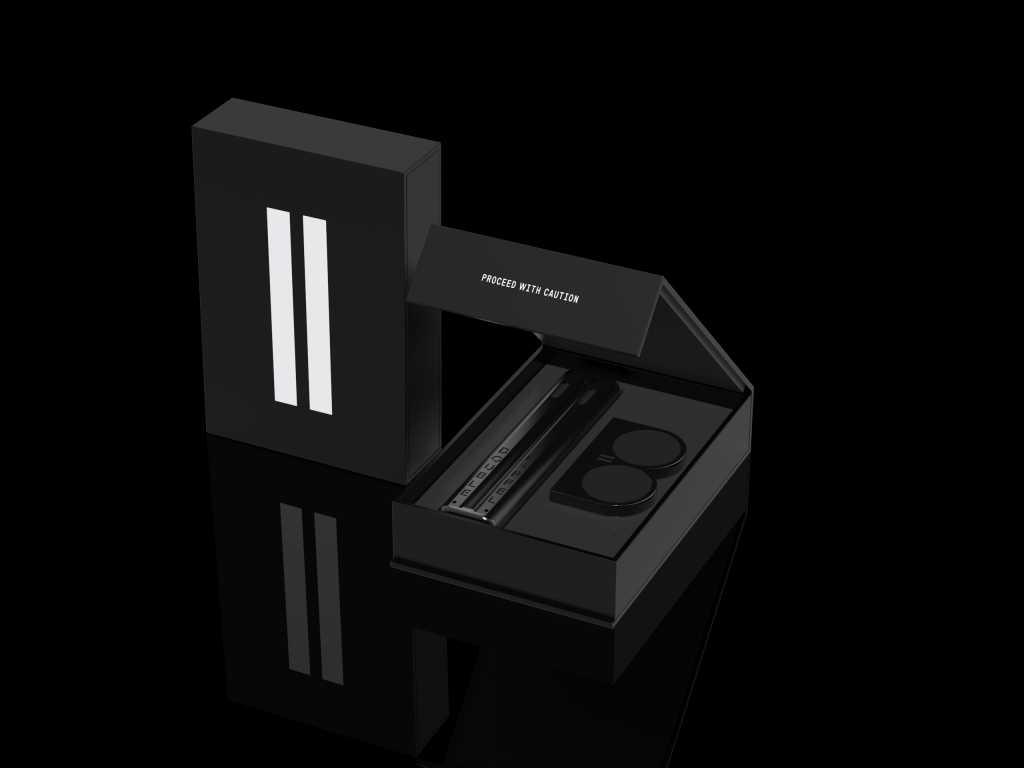 Электронная сигарета за $100 000.ОDouble Barrel Diamond