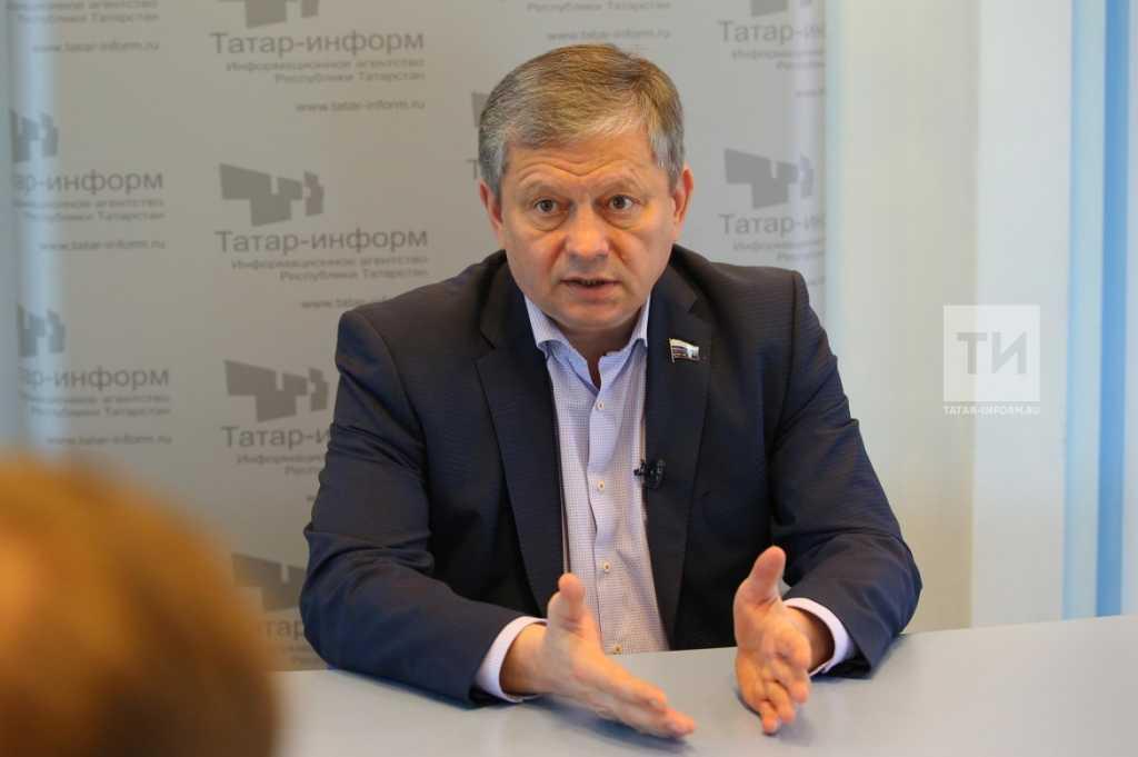 Депутат ГосдумыРТ Марат Бариев
