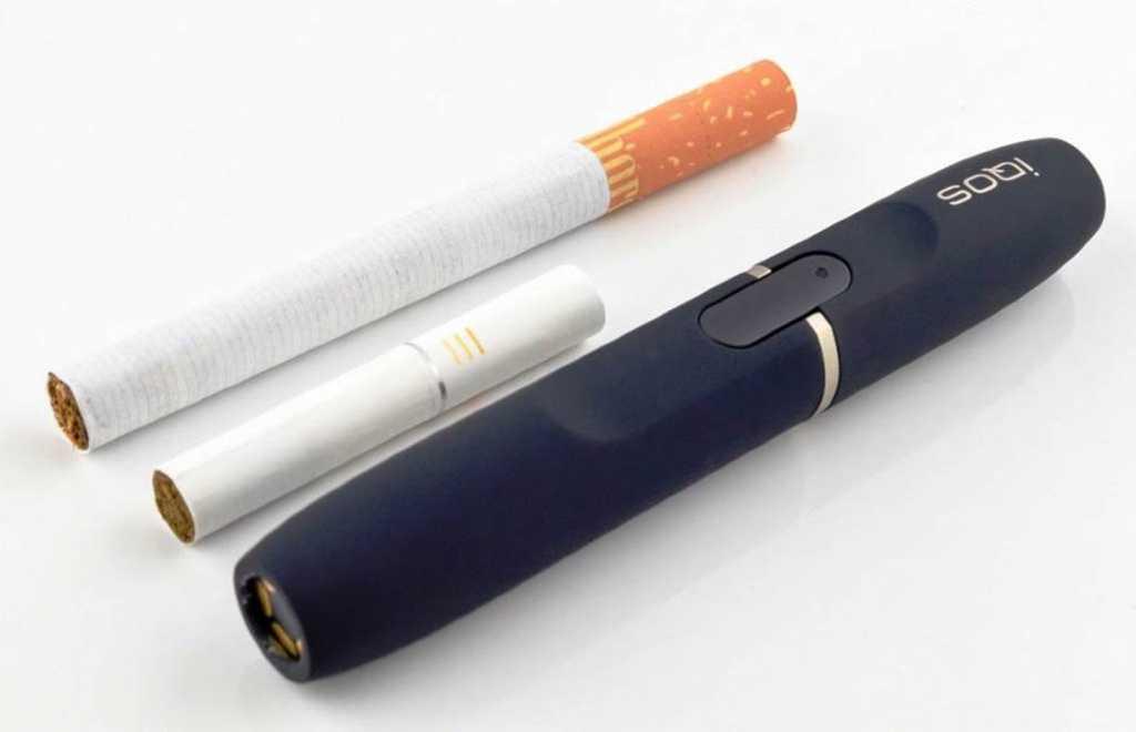 Что вреднее айкос или обычные сигареты