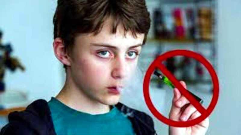 Как остановить подростковый вейпинг? Врачи бьют тревогу