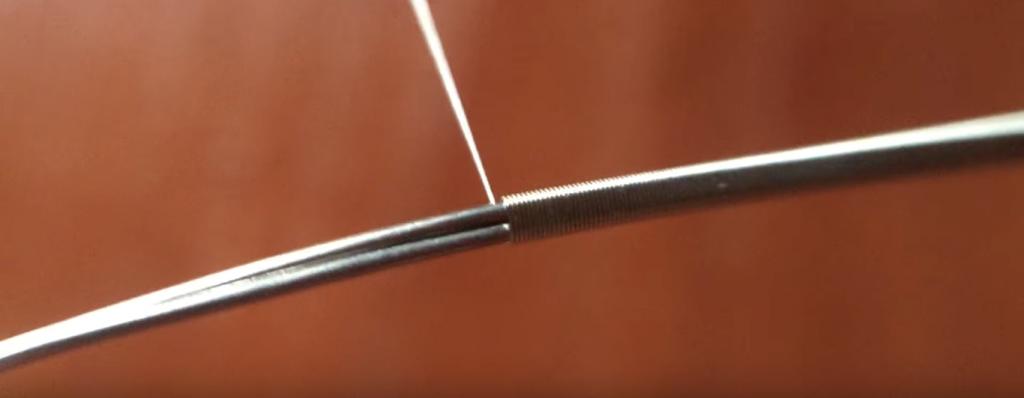 Как сделать сложную намотку для атомайзера. Обзор для новичков..Инструкция по намотке Fused Clapton