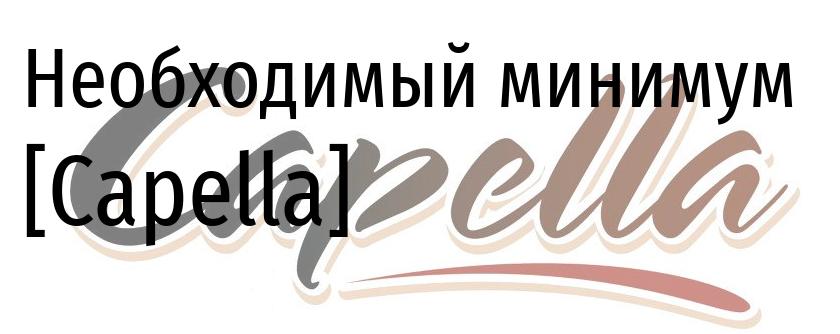 Обзор лучших ароматизаторов от Capella