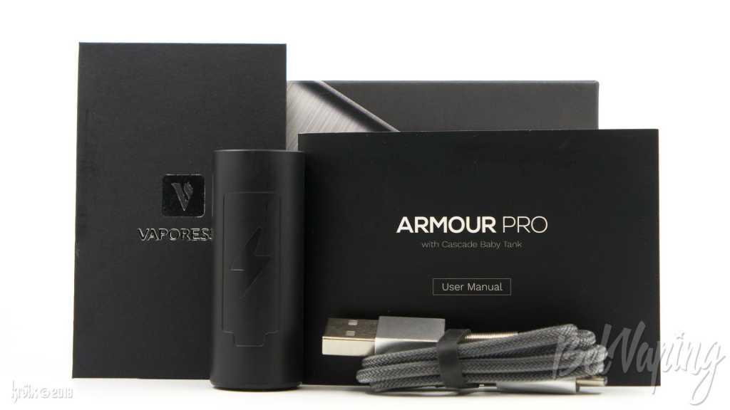 Обзор Armour PRO от Vaporesso.Комплект Vaporesso Armour PRO