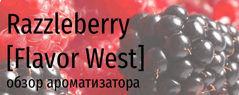 Ароматизатор Flavor West Razzleberry
